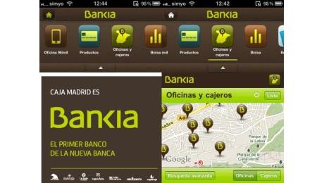 Nueva aplicaci n m vil de bankia para realizar pagos for Bankia acceso oficina internet empresas
