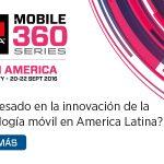 Mobile 360 Series, 22 y 23 de septiembre, México