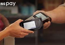 Sistema de pagos de Samsung llegó a África
