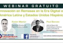 Webinar. Innovación en remesas en la era digital en Latinoamérica